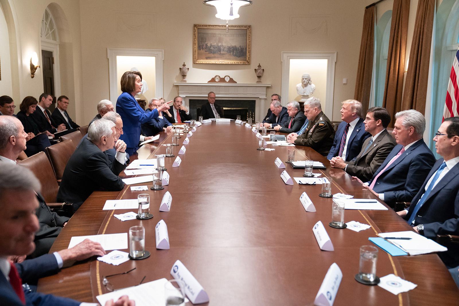 Shealah Craighead/The White House/Getty Images