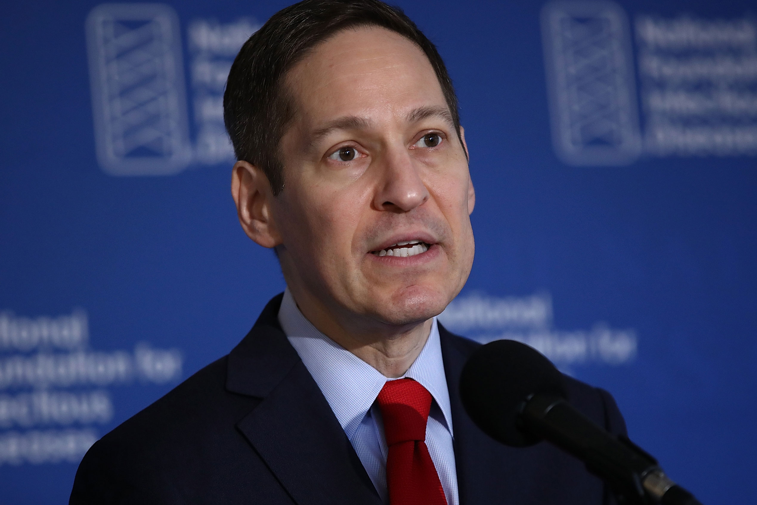 Dr. Tom Frieden in 2016