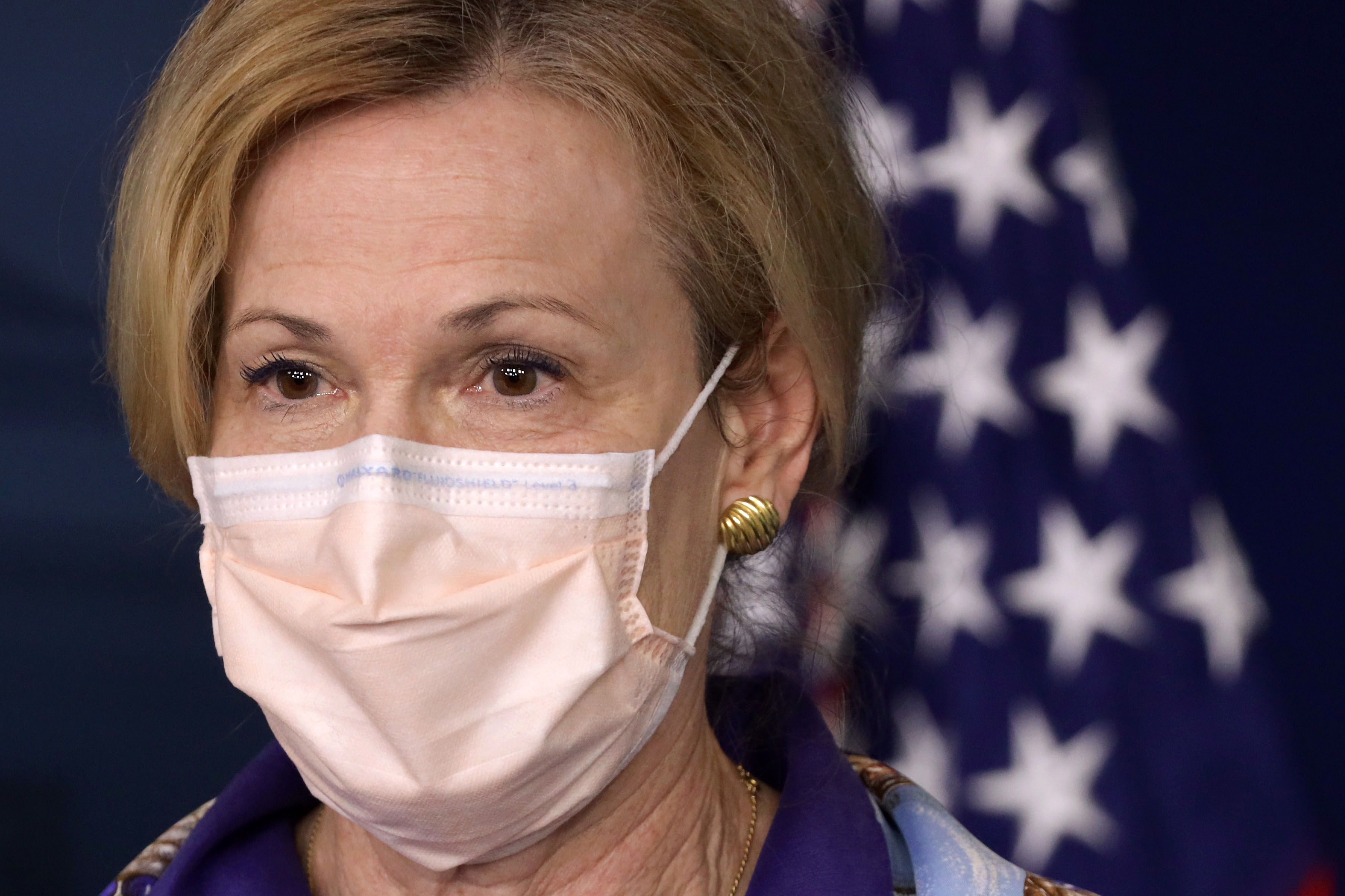 Birx calls on local officials to mandate masks for their communities