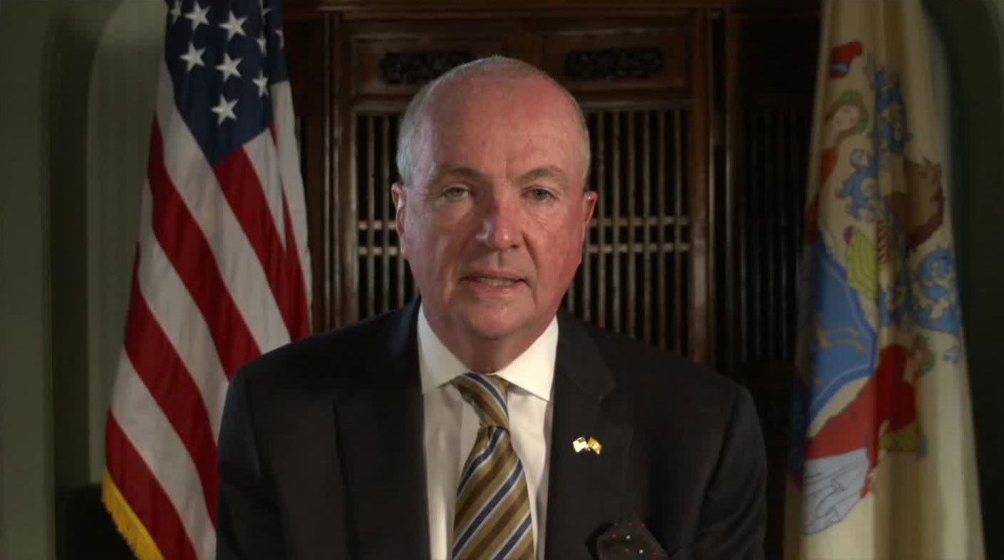 """New Jersey Gov. Phil Murphy on CNN's """"New Day"""" on October 5."""