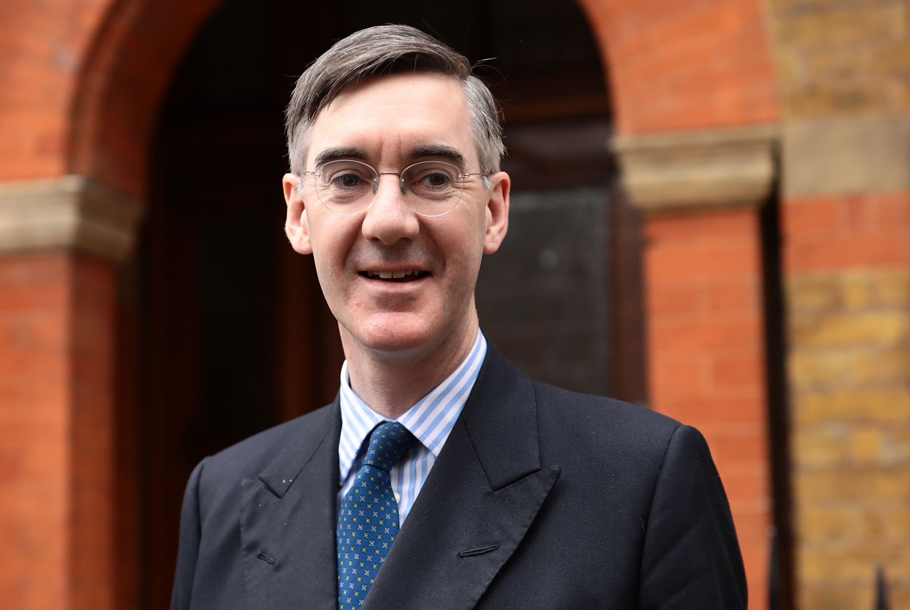 Jacob Rees-Moog.