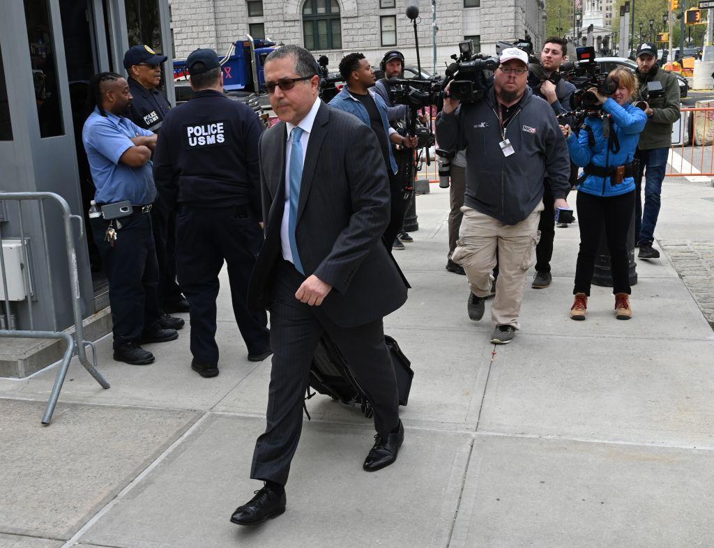 Keith Ranieres lawyer Marc Agnifilo