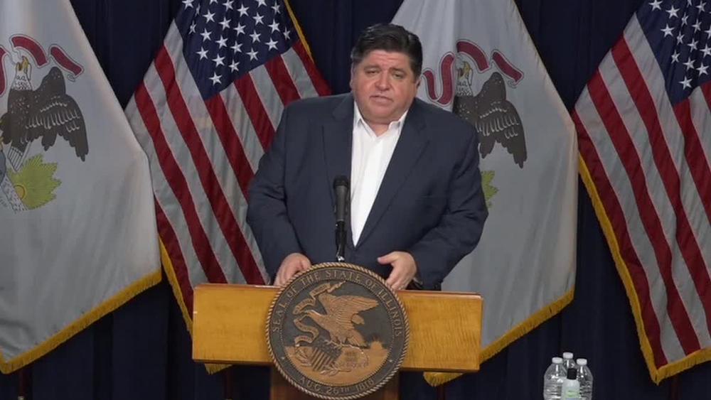 Governor Pritzker.