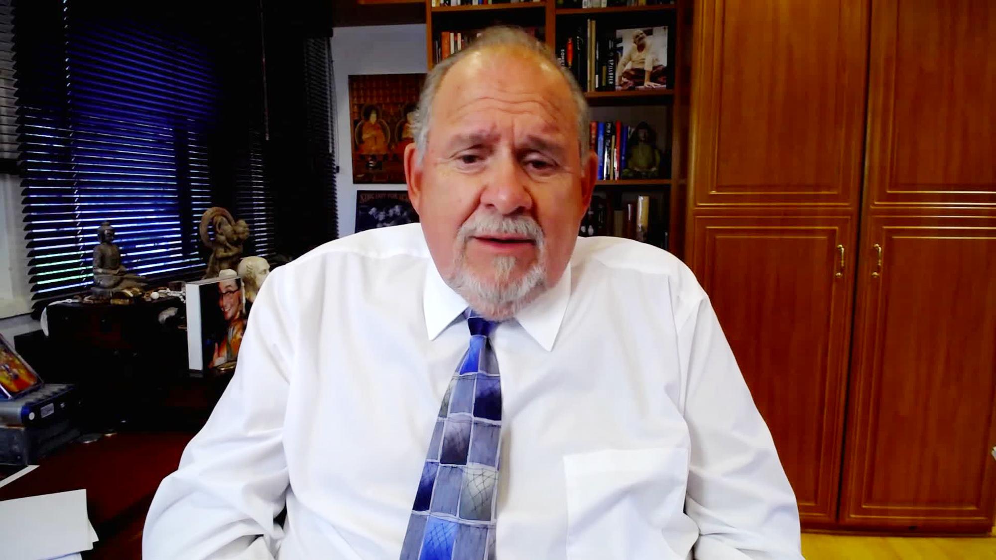 Dr. Larry Brilliant.