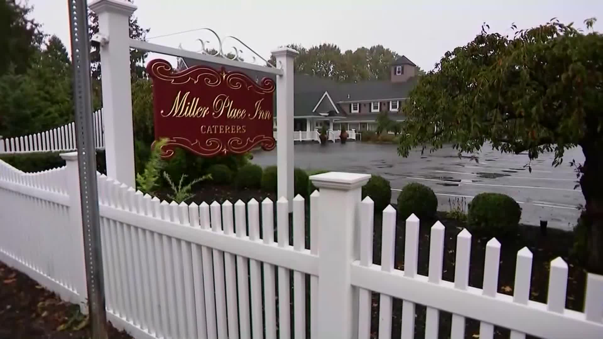 Miller Place Inn in Long Island, New York.