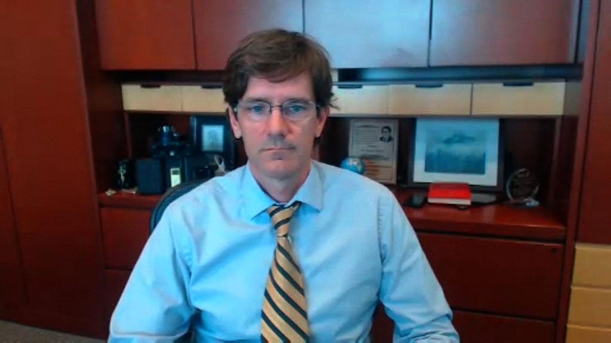 Mississippi State Health Officer Dr. Thomas Dobbs