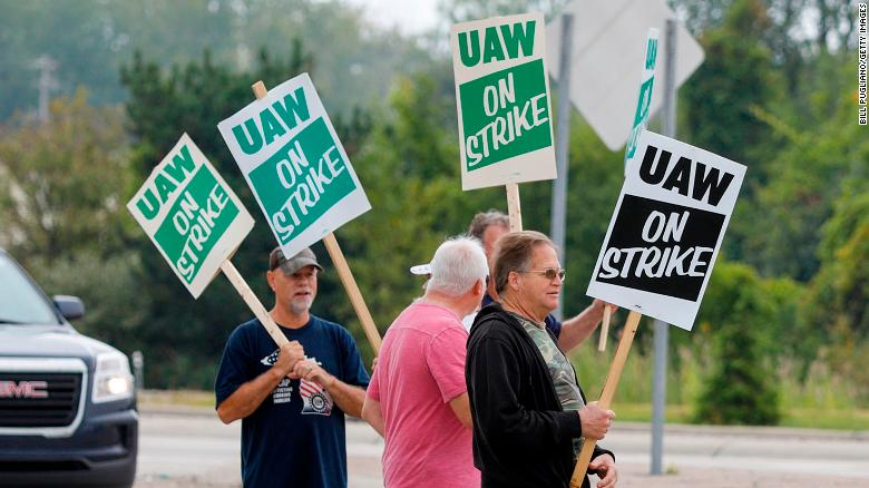 Key Points About the UAW Strike Against General Motors