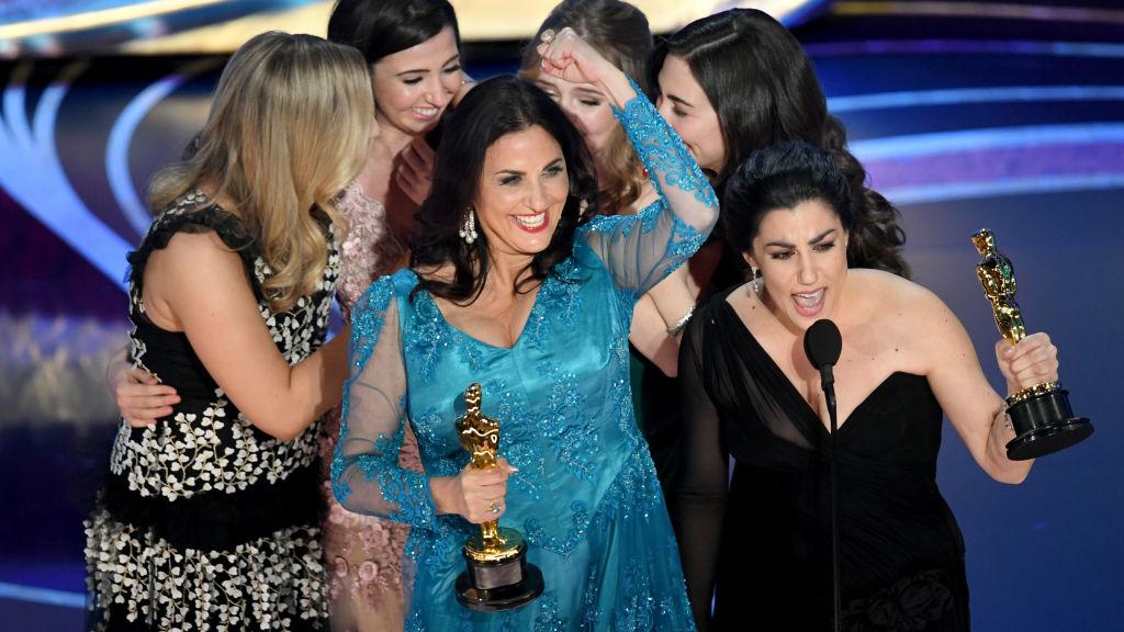 44e786f1d33 A film about menstruation just won an Oscar