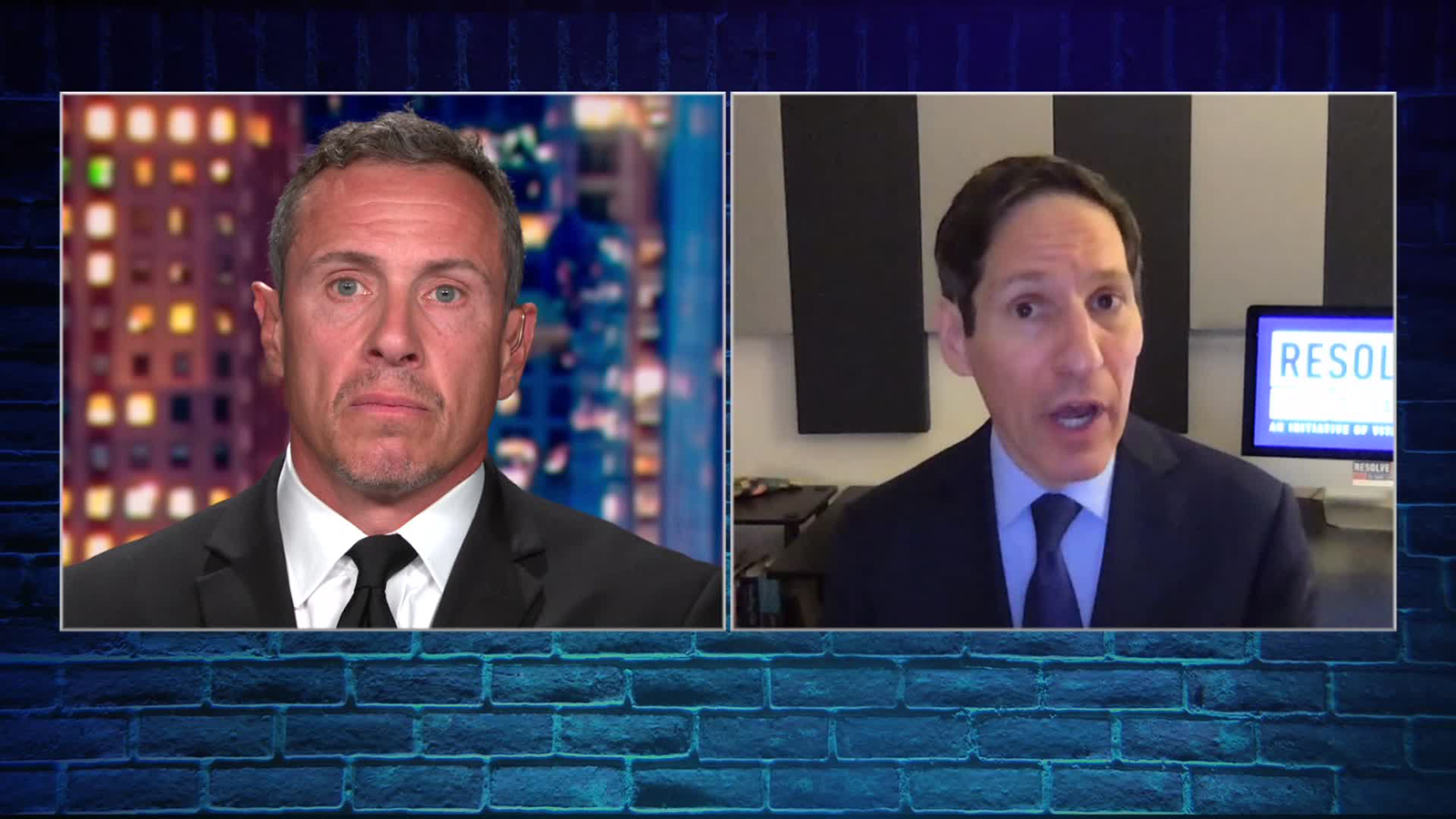 Dr. Tom Frieden talks to CNN's Chris Cuomo.
