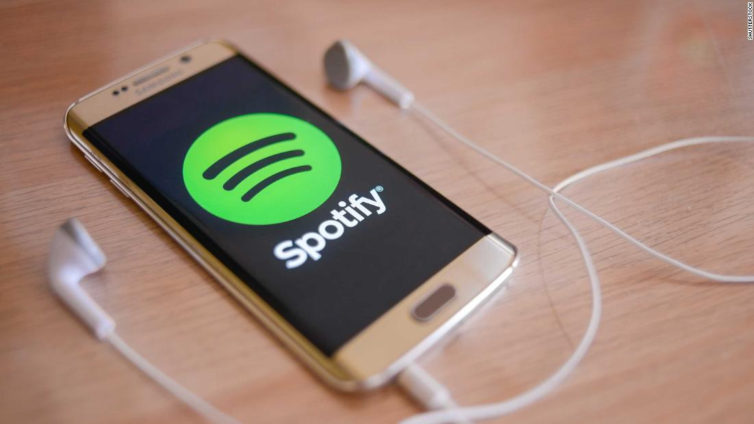 Spotify surpasses 100 million paid subscribers