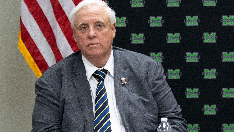 West Virginia Gov. Jim Justice in 2019.