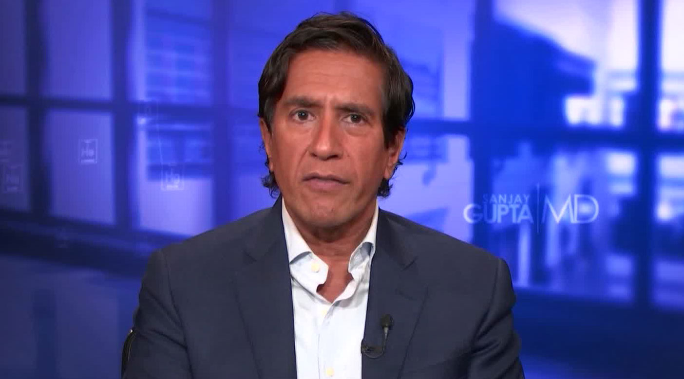 CNN's Dr. Sanjay Gupta reports on the Data and Safety Monitoring Board.