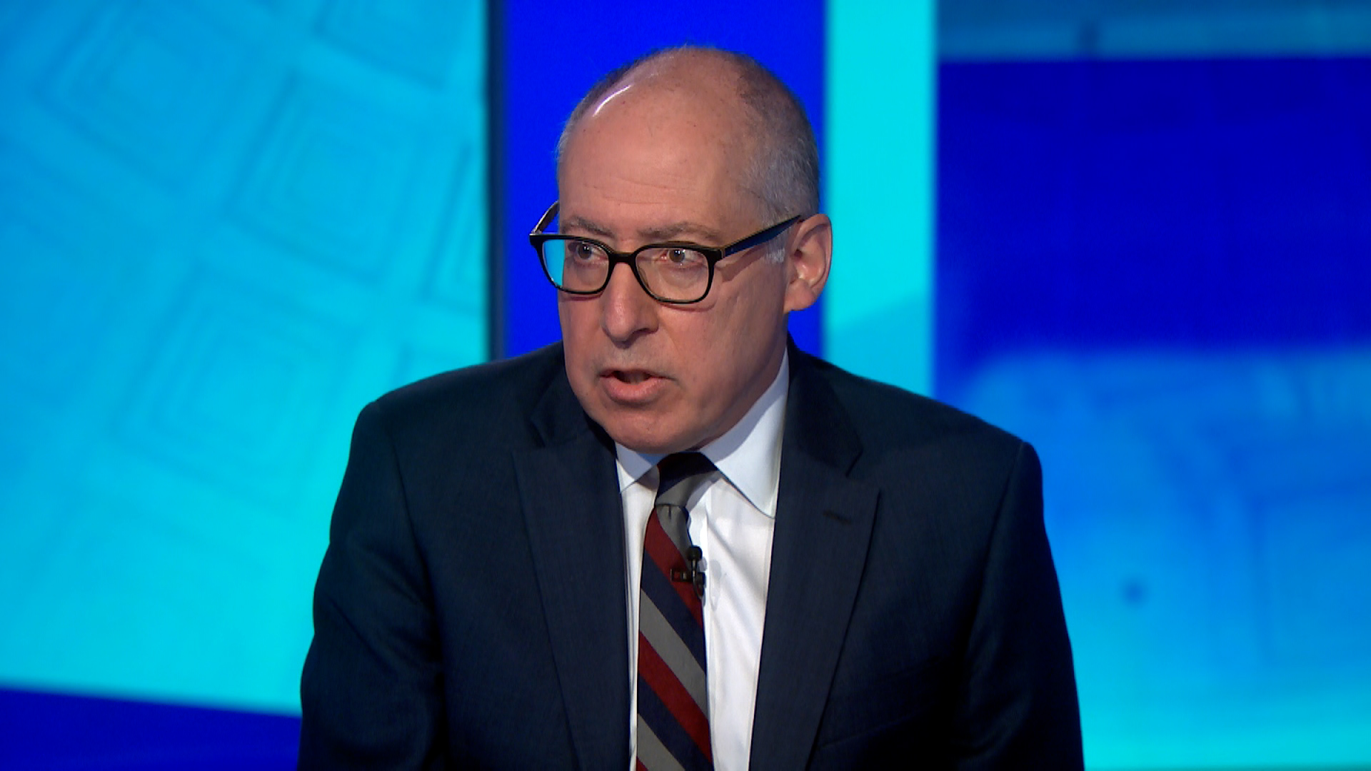 CNN medical analyst Dr. Jonathan Reiner.