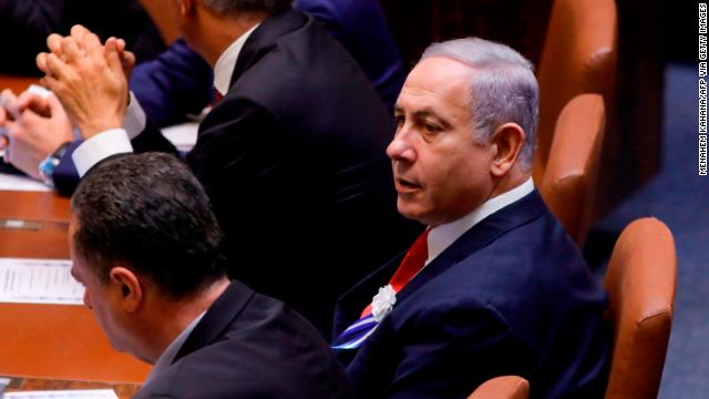 MENAHEM KAHANA/AFP via Getty Images