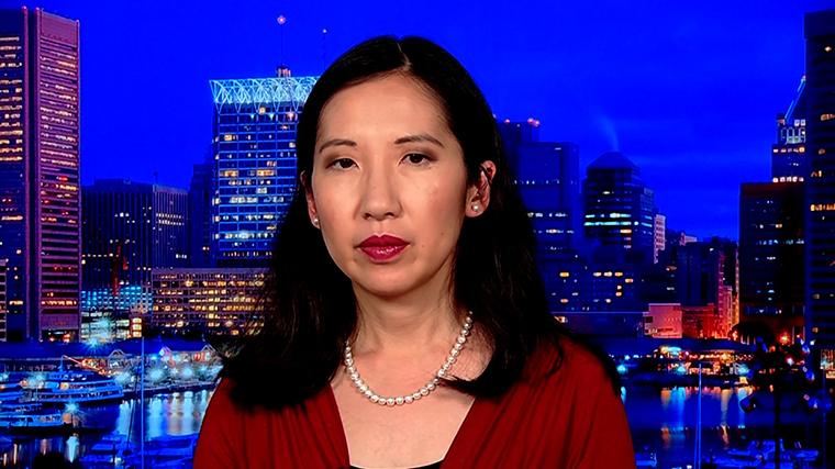 Dr.Leana Wen.