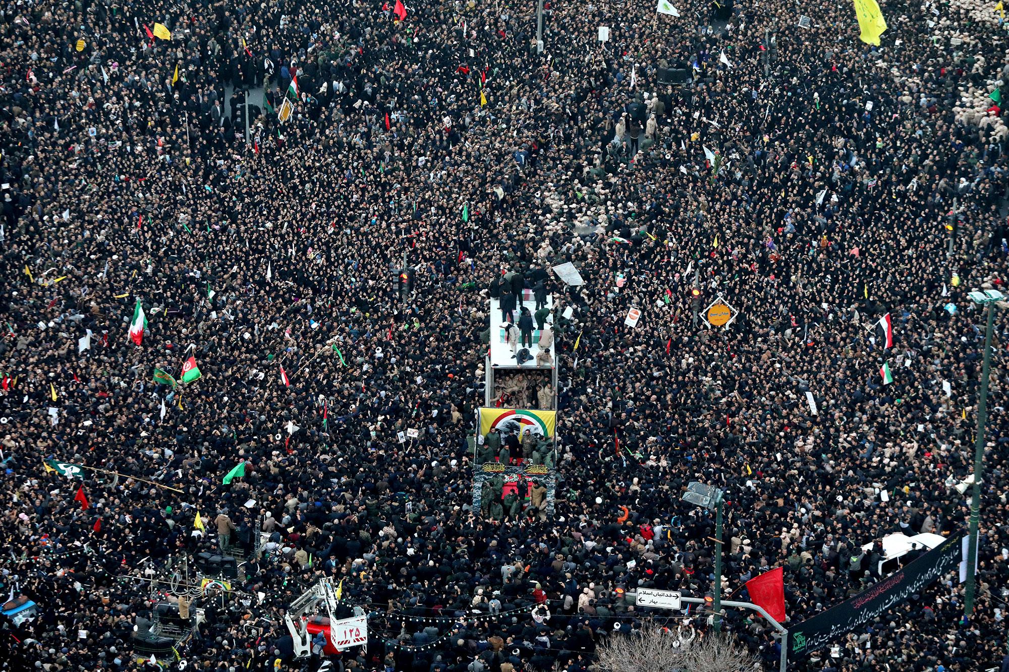 Mohammad Hossein Thaghi/Tasnim News Agency via AP