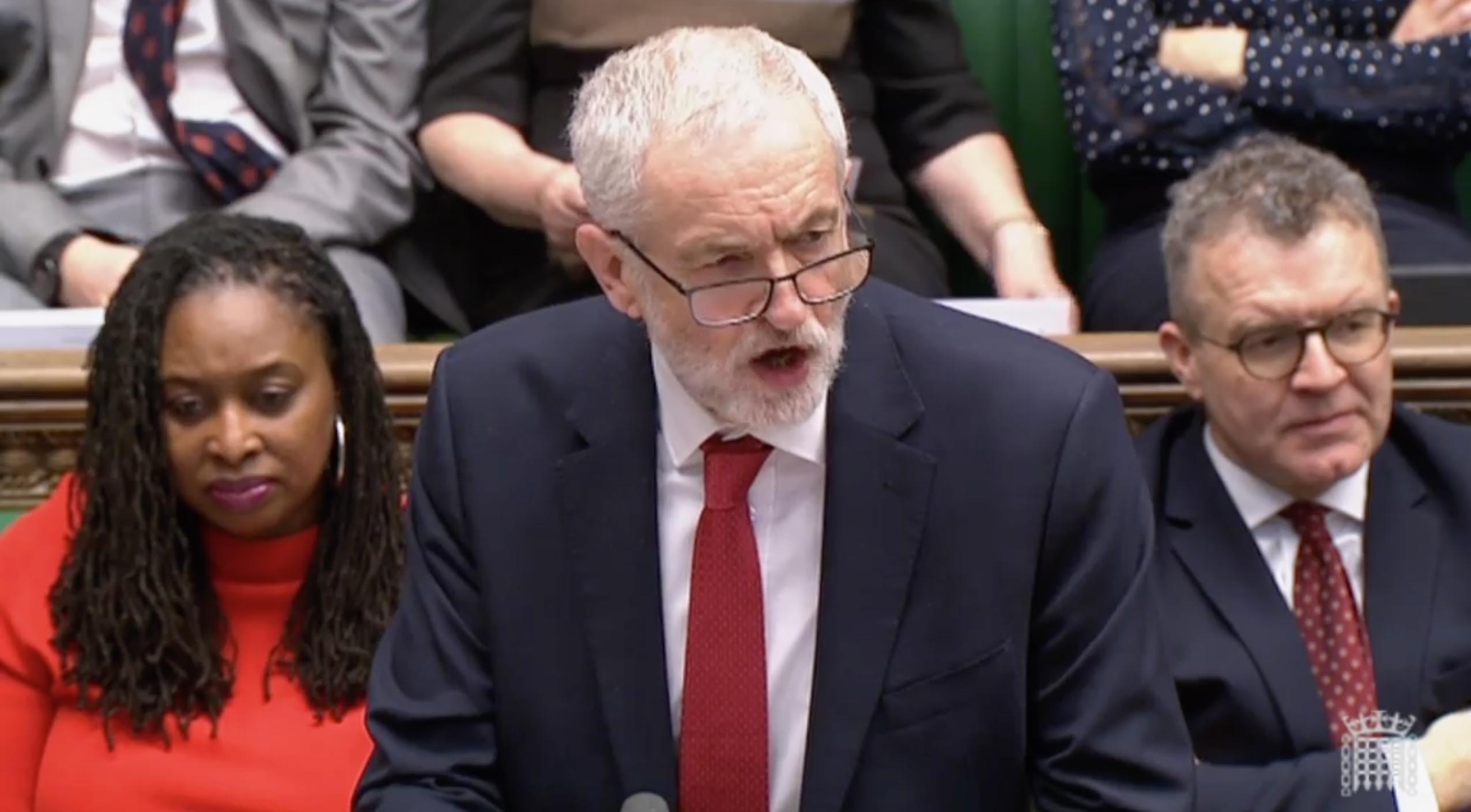 Opposition Labour Leader Corbyn Avoids Clash Over Brexit