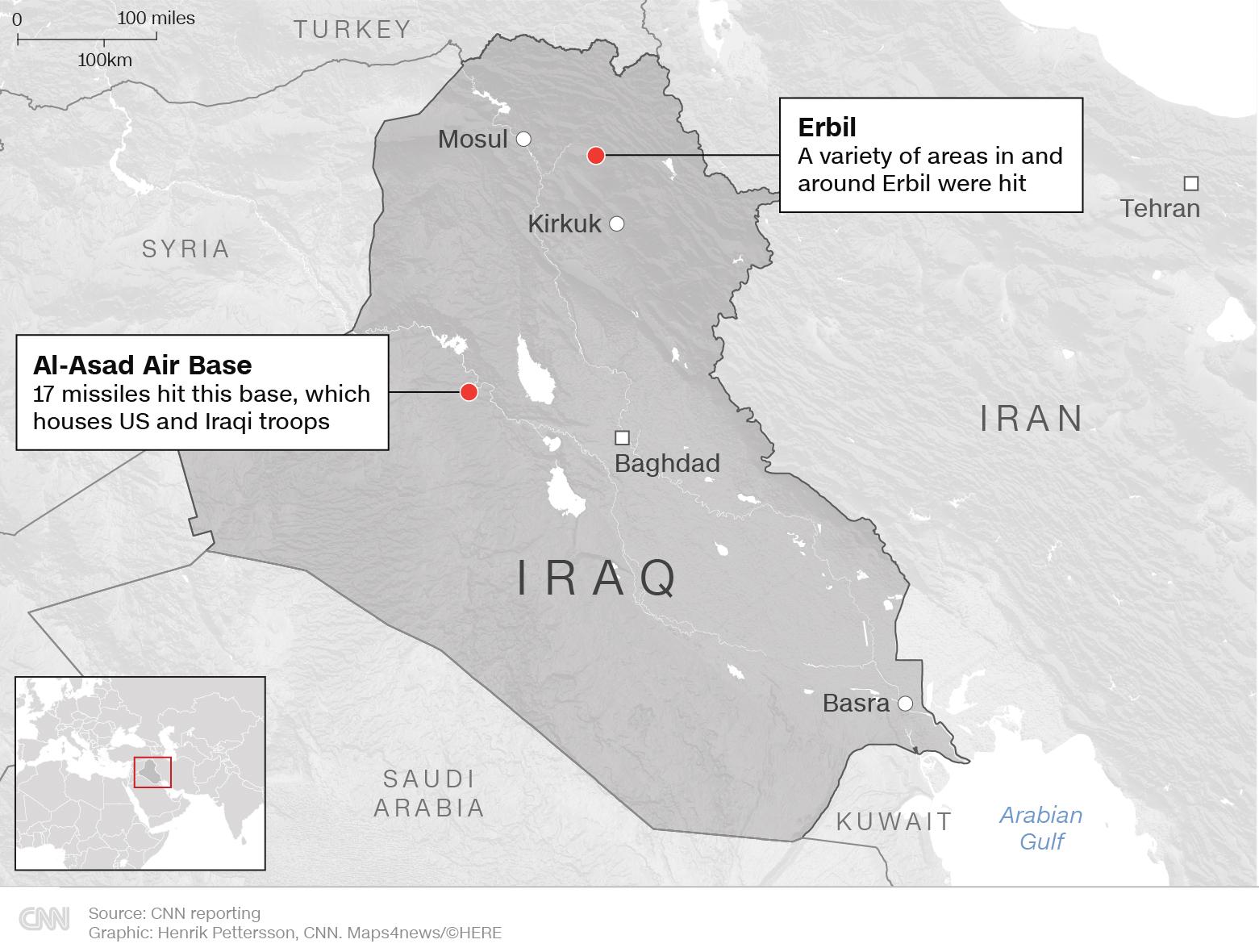 January 7 US-Iran news - CNN