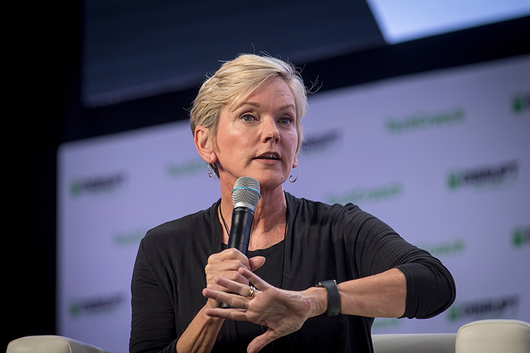 Jennifer Granholm, former governor of Michigan