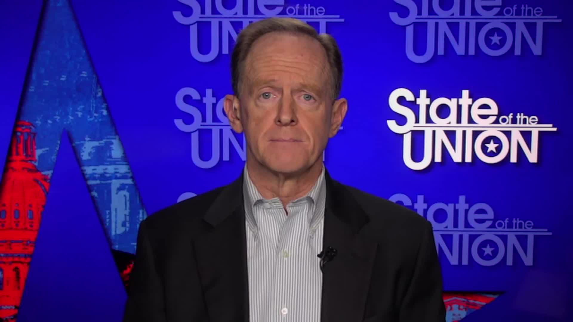 Sen. Pat Toomey, a Republican from Pennsylvania, on January 10.