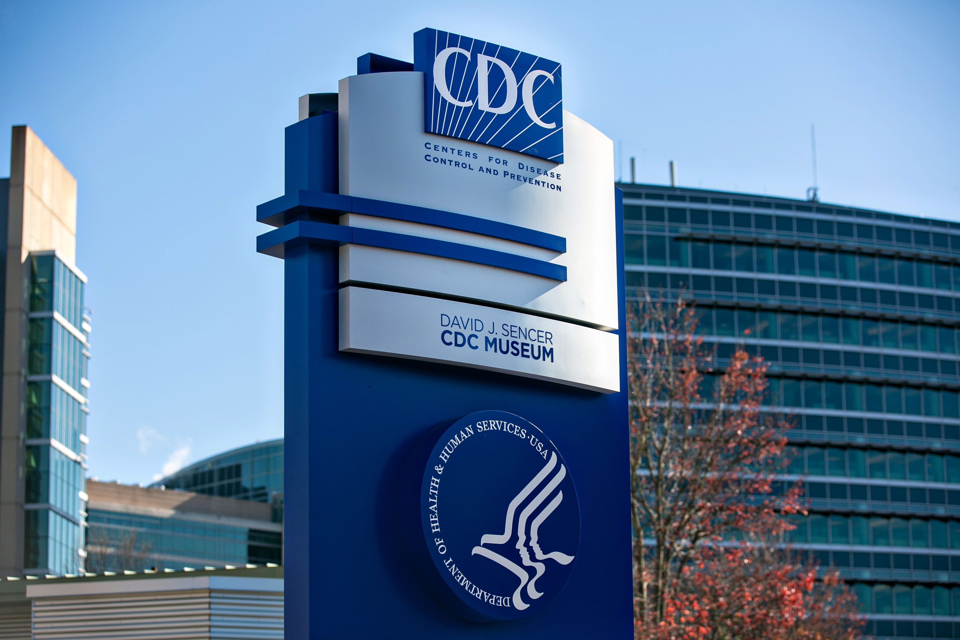 The Centers for Disease Control and Prevention is seen in Atlanta on December 10.