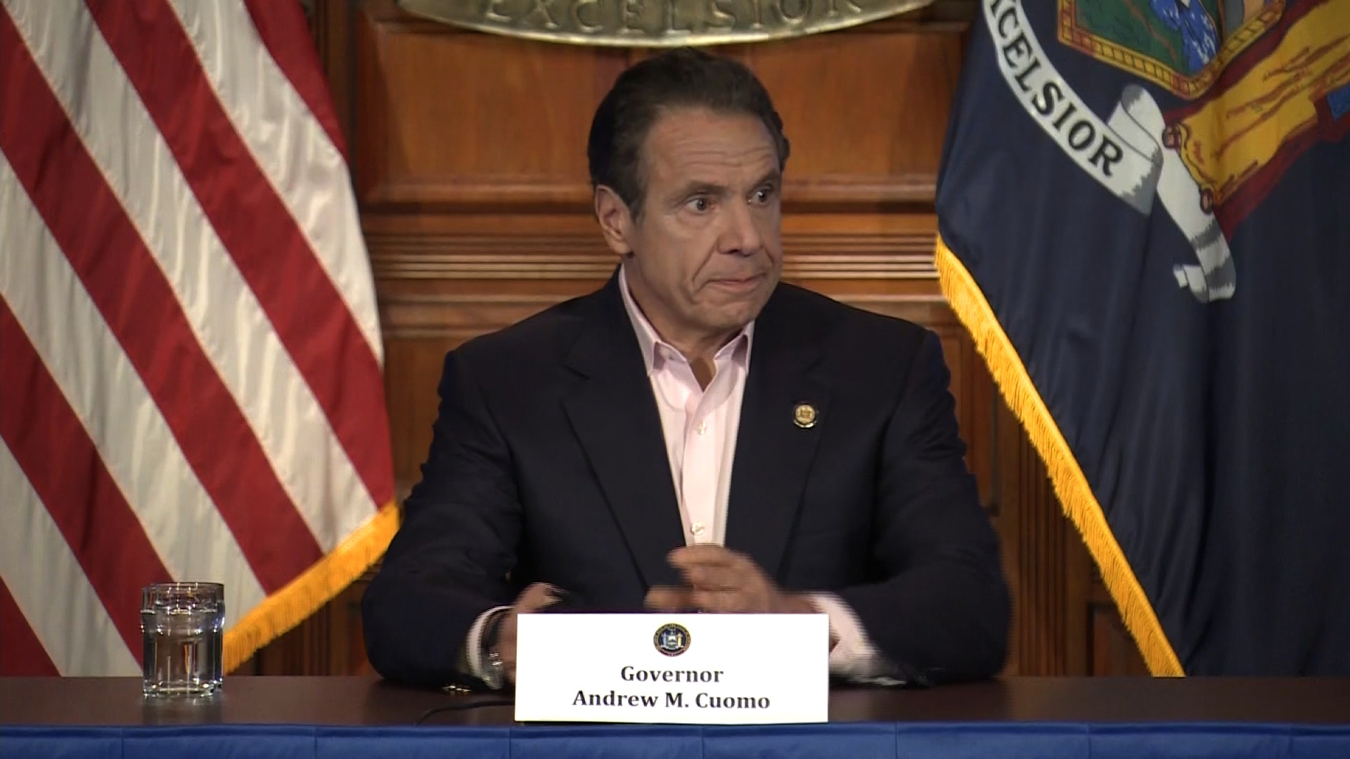 New York Governor plots staged reviving system
