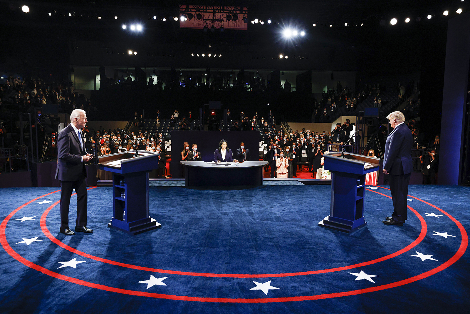 Final 2020 presidential debate fact check and news coverage