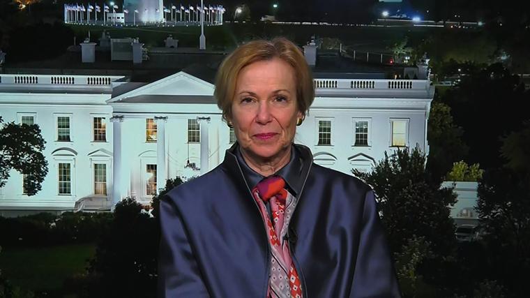 Dr. Deborah Birx.