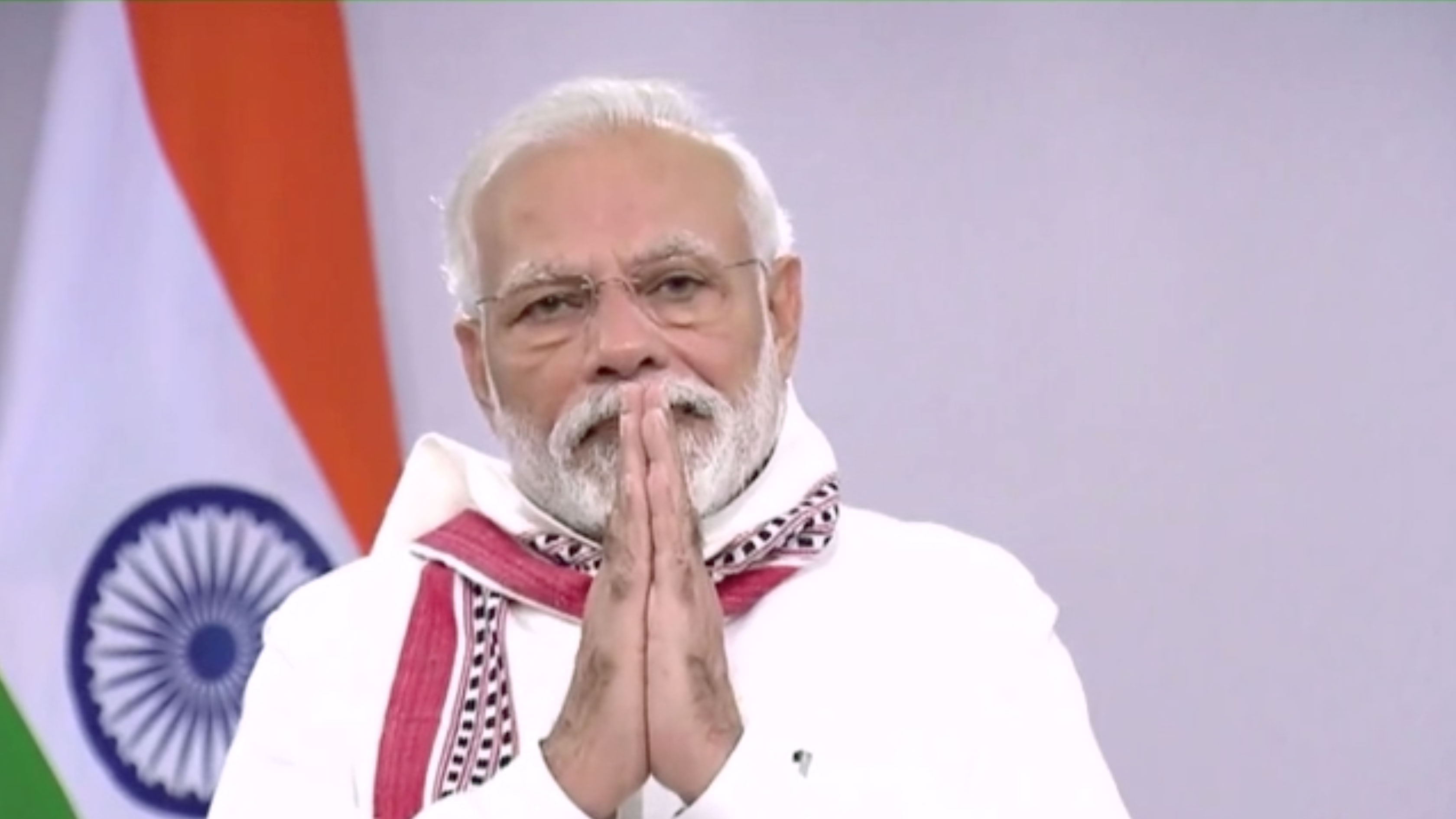 Indian Prime Minister Narendra Modi thanked citizens for abiding by lockdown restrictions in a televised address to the nation on Tuesday.