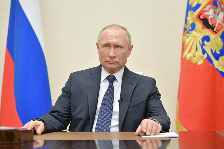 Alexei Druzhinin/AFP/Getty Images