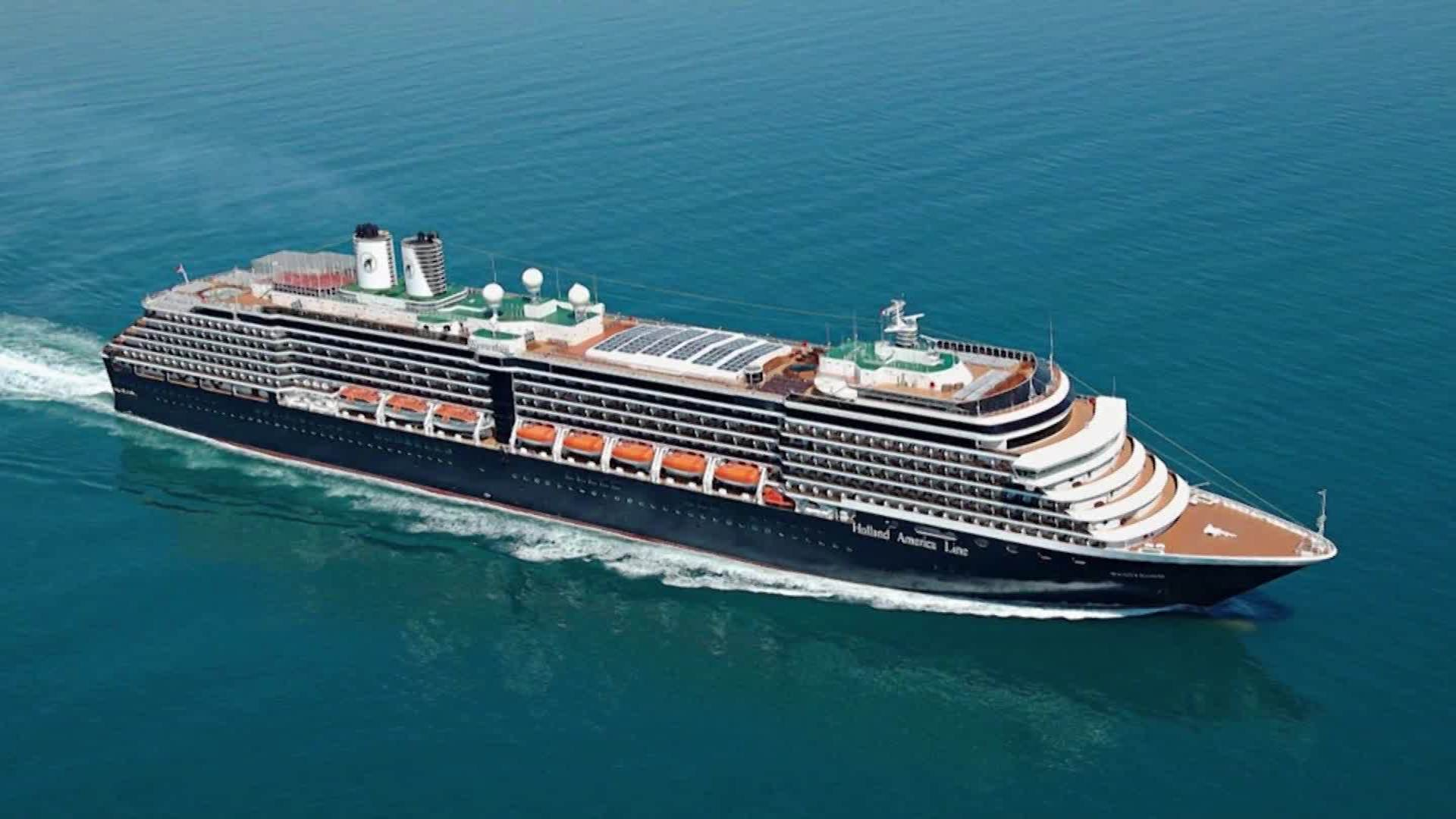 There are 1,455 guests and 802 crew onboard the Westerdam.