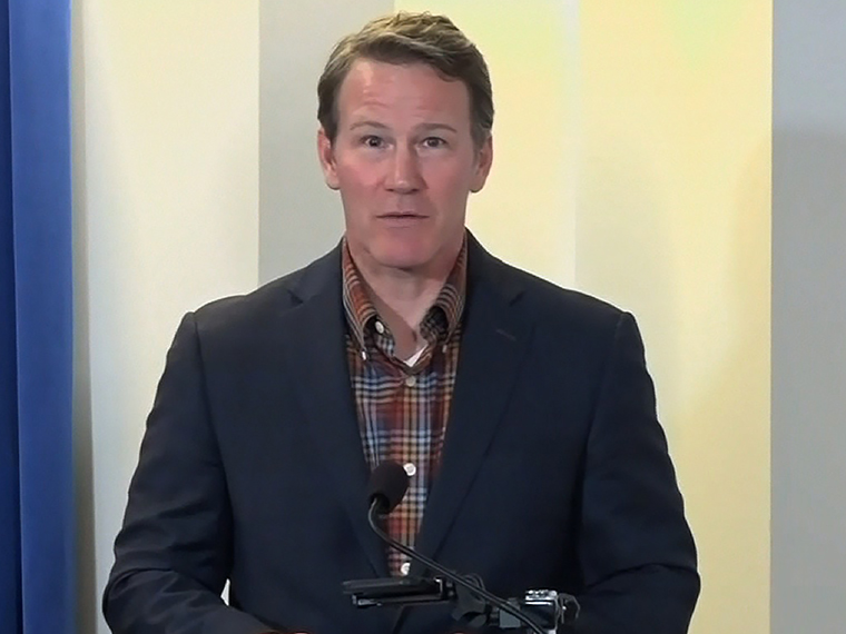 Ohio Lt. Gov. Jon Husted