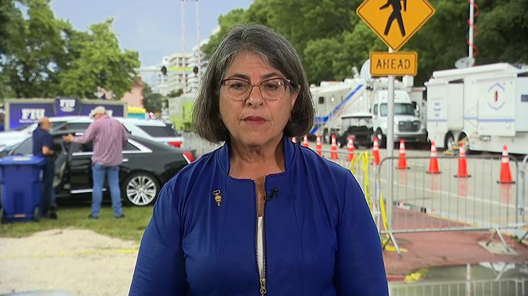 Miami-Dade County Mayor Daniella Levine Cava