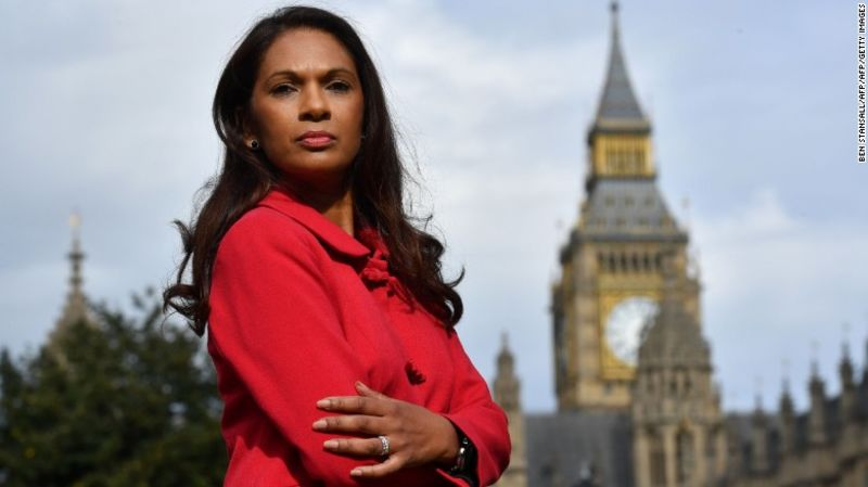 Gina Miller orchestrated the successful campaign to ensure a parliamentary vote on any Brexit deal.