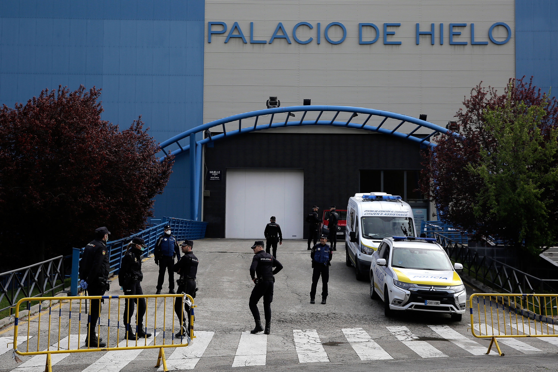 Manu Fernandez/AP