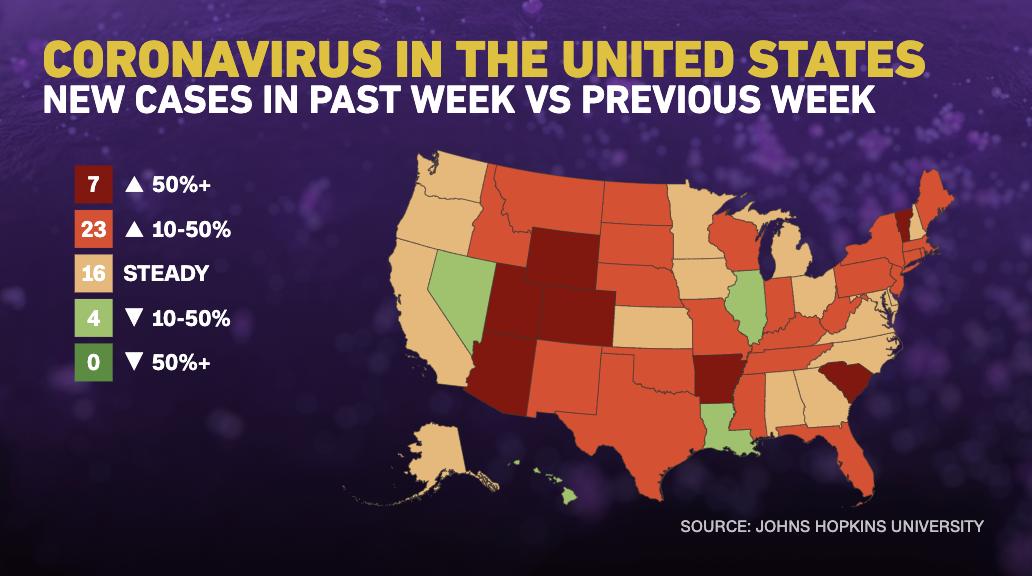 Coronavirus Update Latest News From Around The World