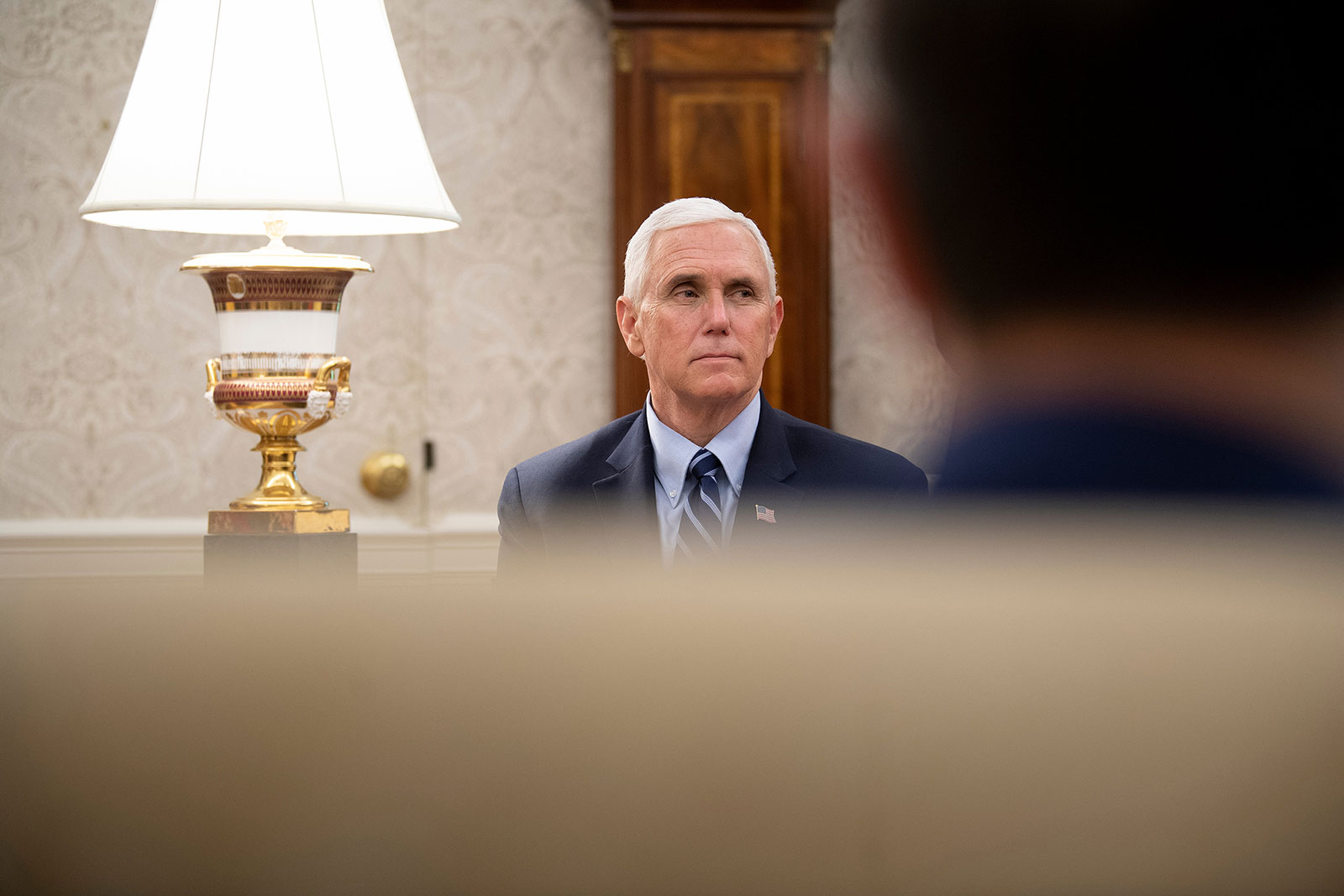 US Vice President Mike Pence plans to be at the White House on Monday, aPence spokesman said on Sunday.