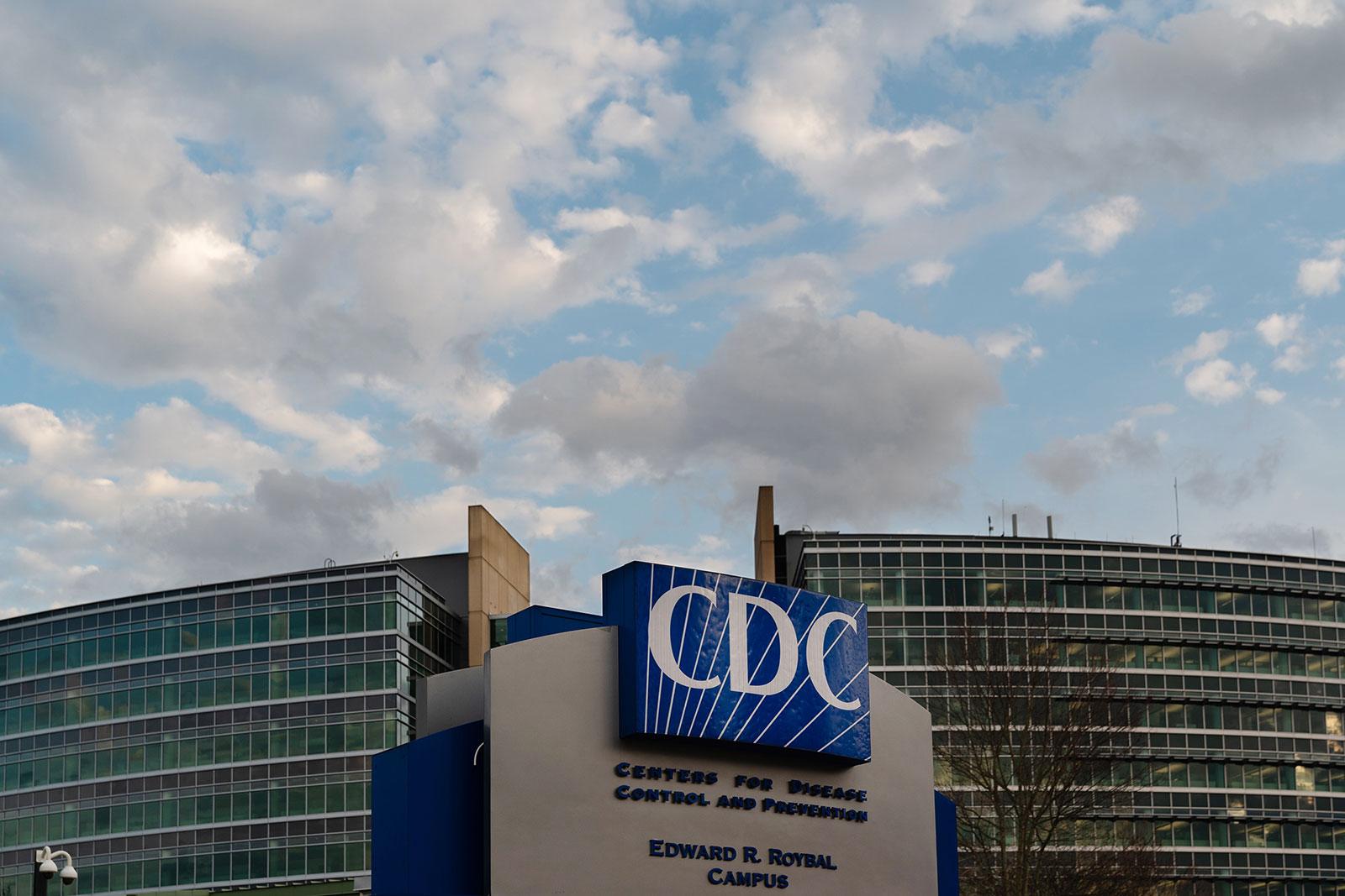 The CDC headquarters in Atlanta, Georgia.