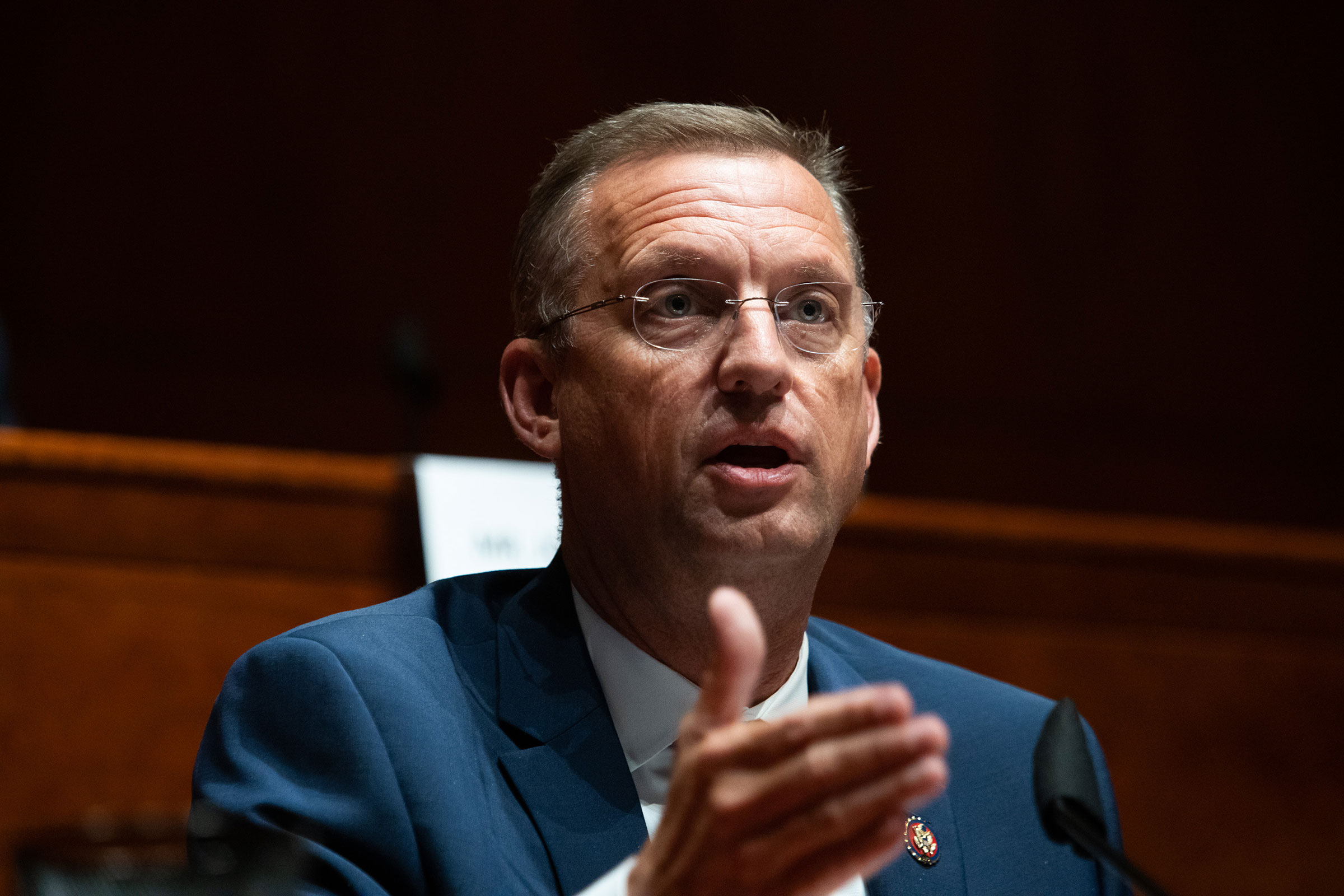 Rep. Doug Collins speaks during a House Judiciary Committee hearing on June 10 in Washington, DC.