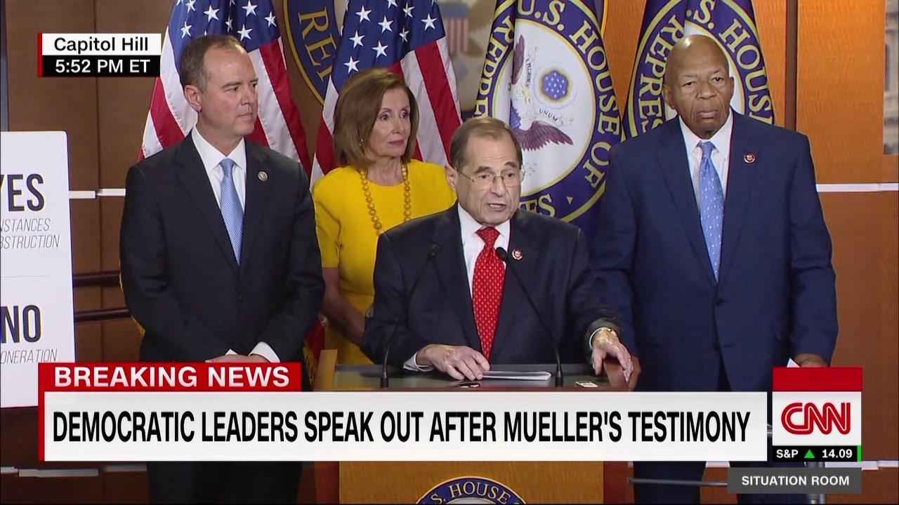 Live updates: Mueller testimony - CNNPolitics