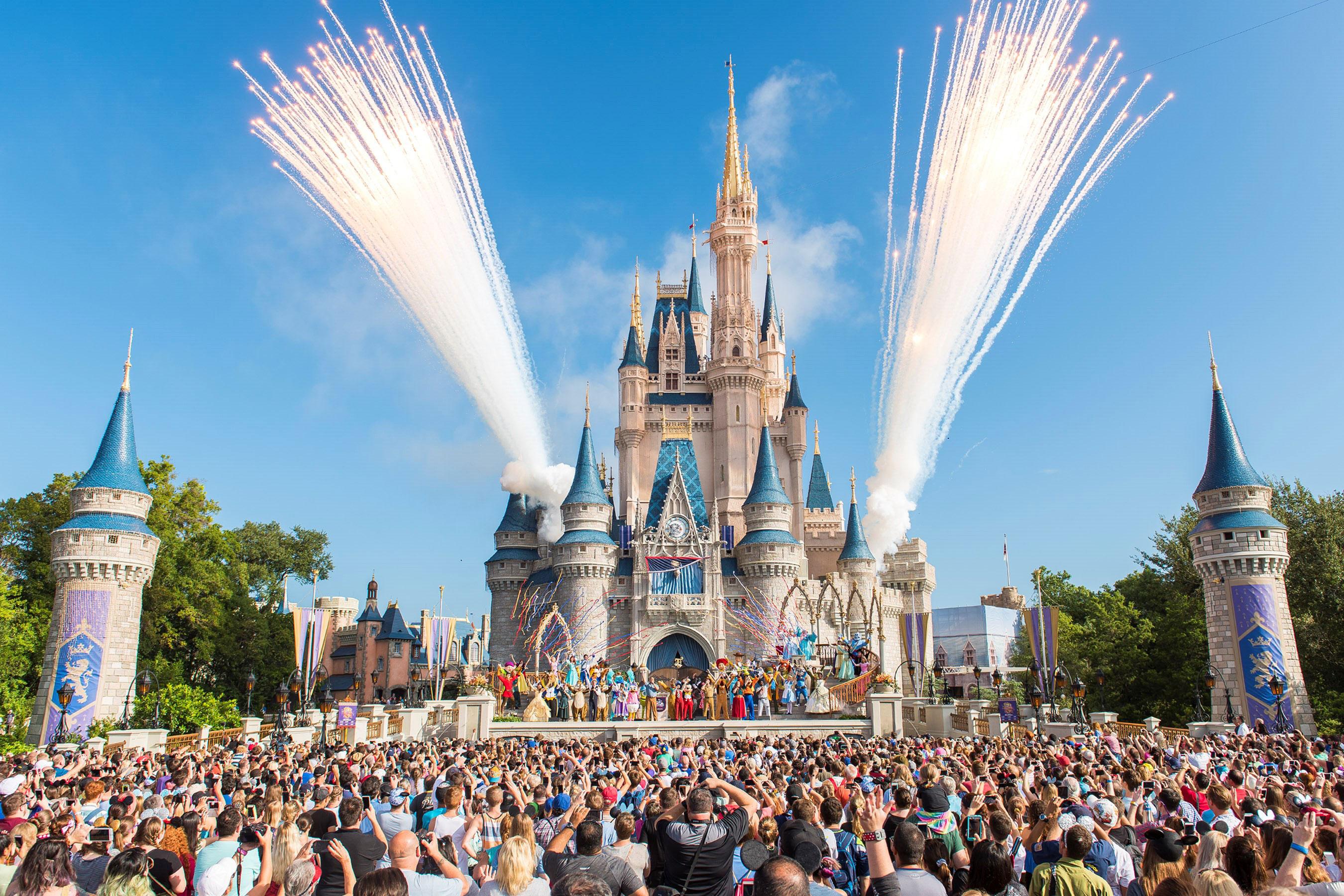 Jacqueline Nell/Disneyland Resort via Getty Images