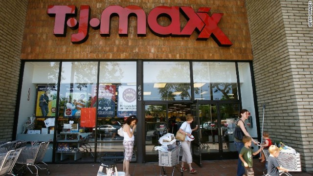 What retail slowdown? TJ Maxx posts strong results