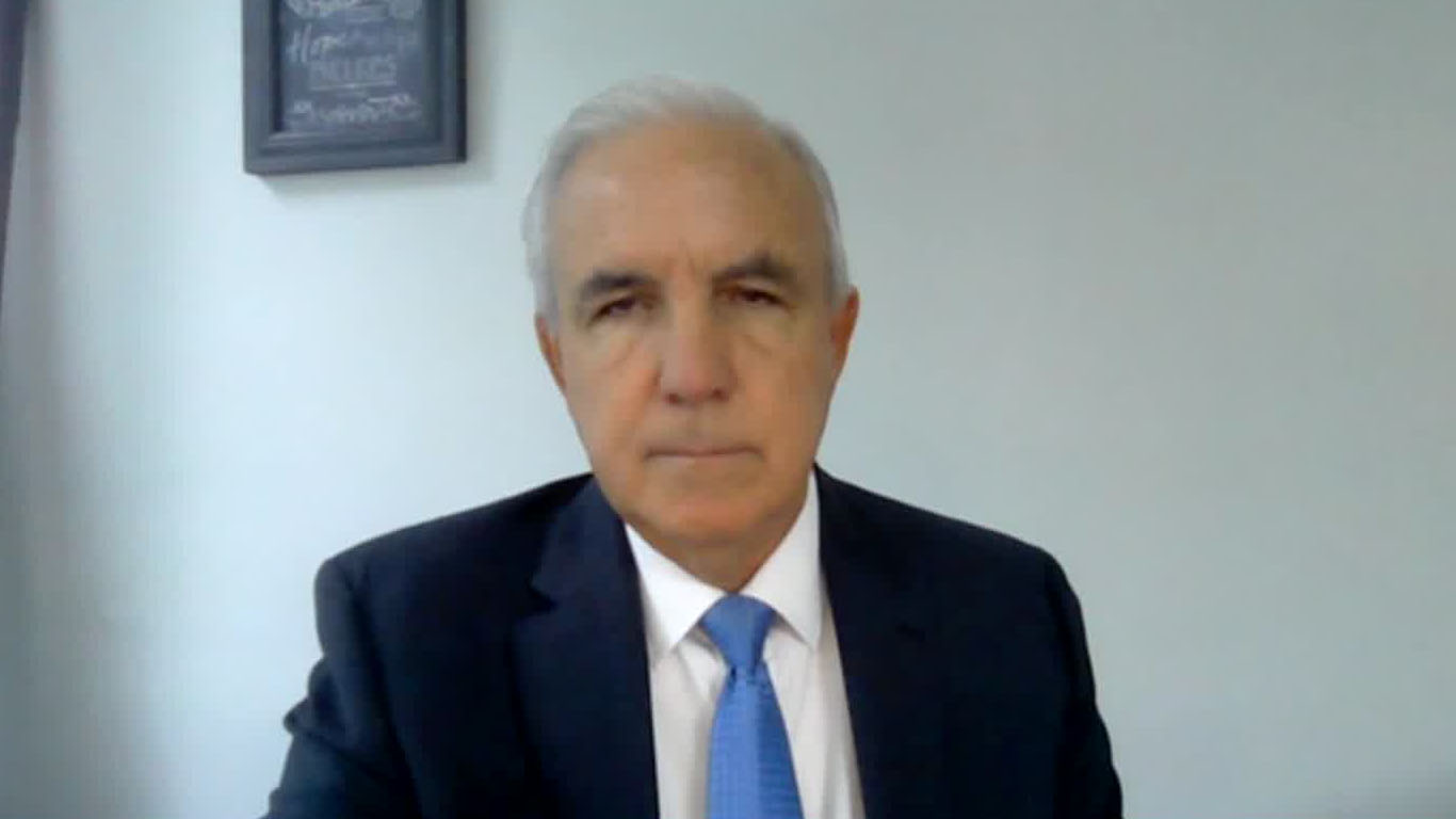 """Miami-Dade County Mayor Carlos Giménez on CNN's """"New Day"""" on July 8."""