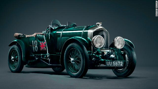 Prices for the new versions of the 1929 'Blower' Bentley will be negotiated with individual buyers.