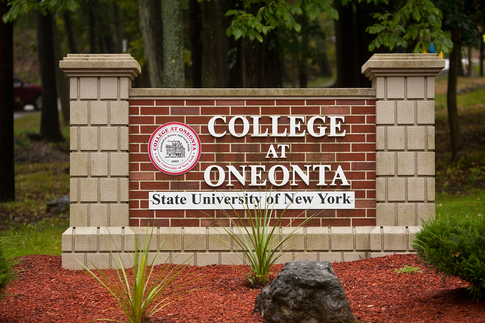 State University of New York College at Oneonta.