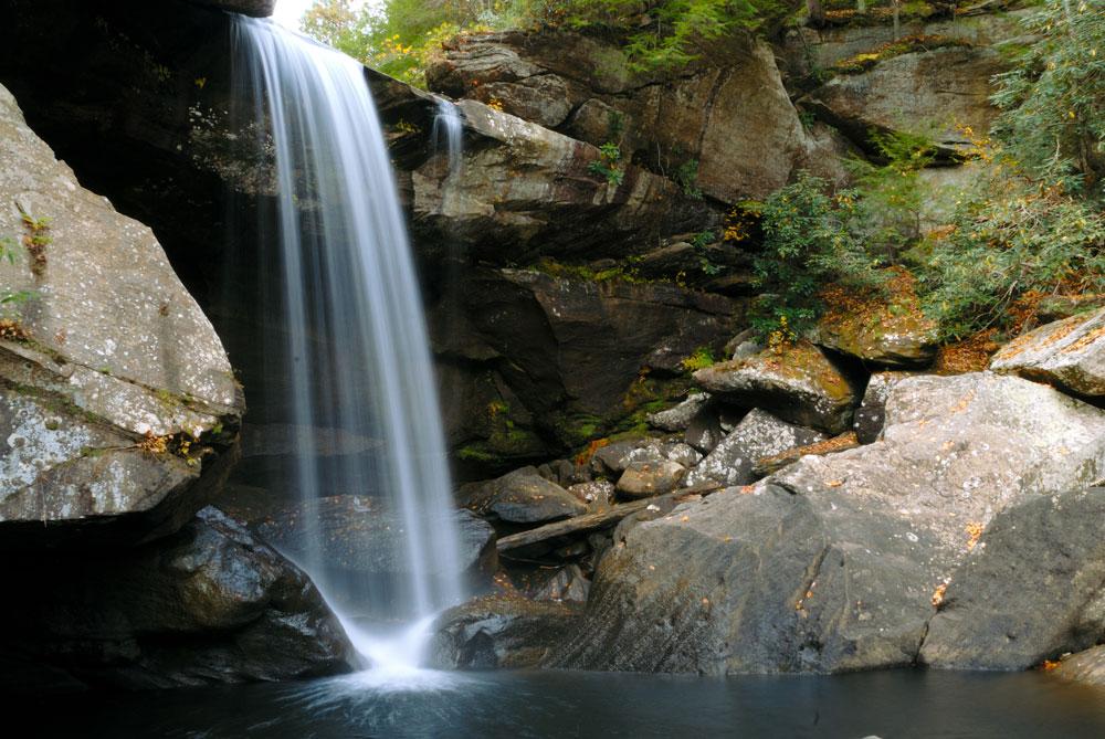 CumberlandFallsState Park in Kentucky.