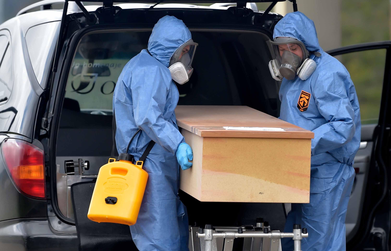 Châu Mỹ Latinh và Caribê đã báo cáo nhiều ca tử vong do coronavirus hơn Mỹ và Canada