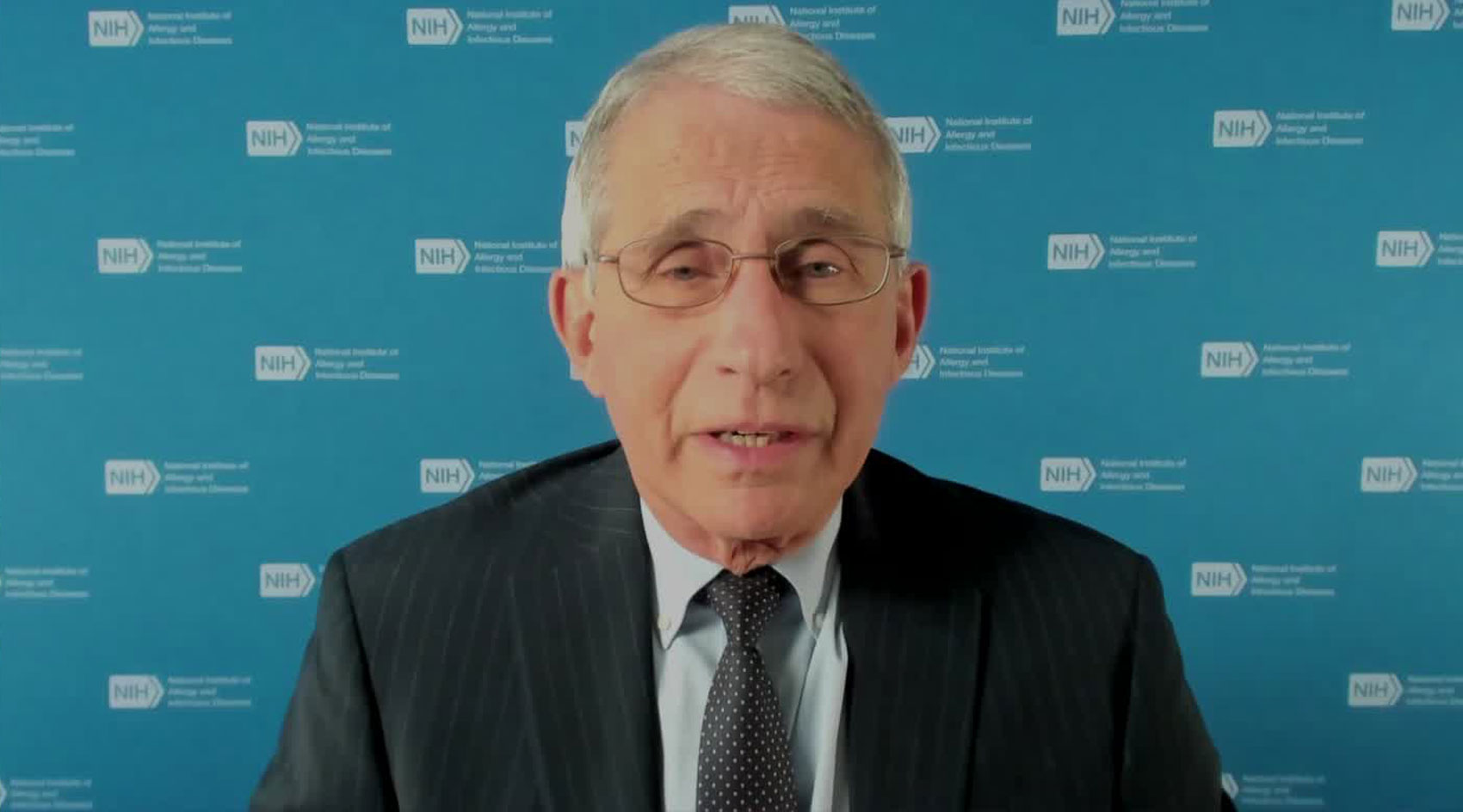 Dr. Anthony Fauci on December 7.