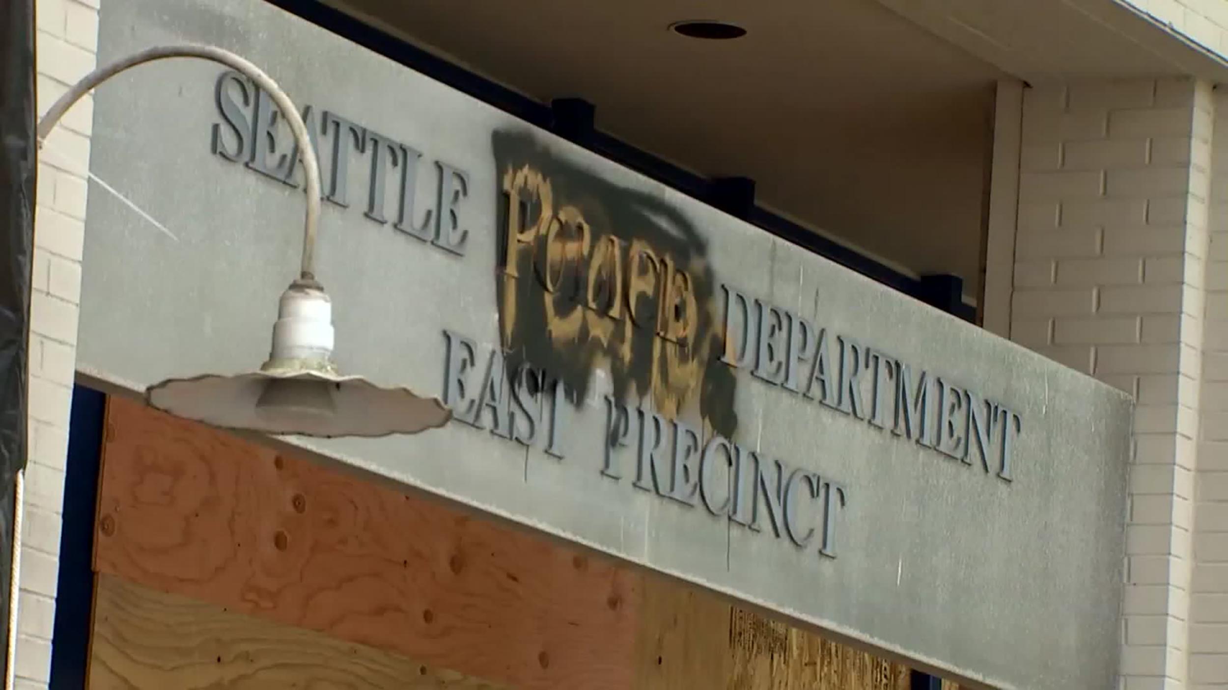 Seattle Police Department East Precinct