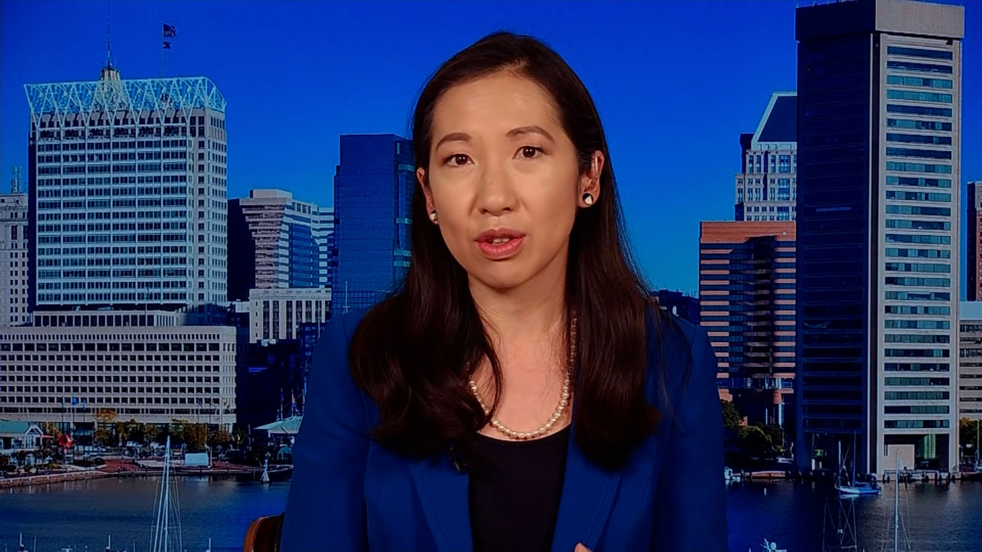 Dr. Leana Wen on February 14.